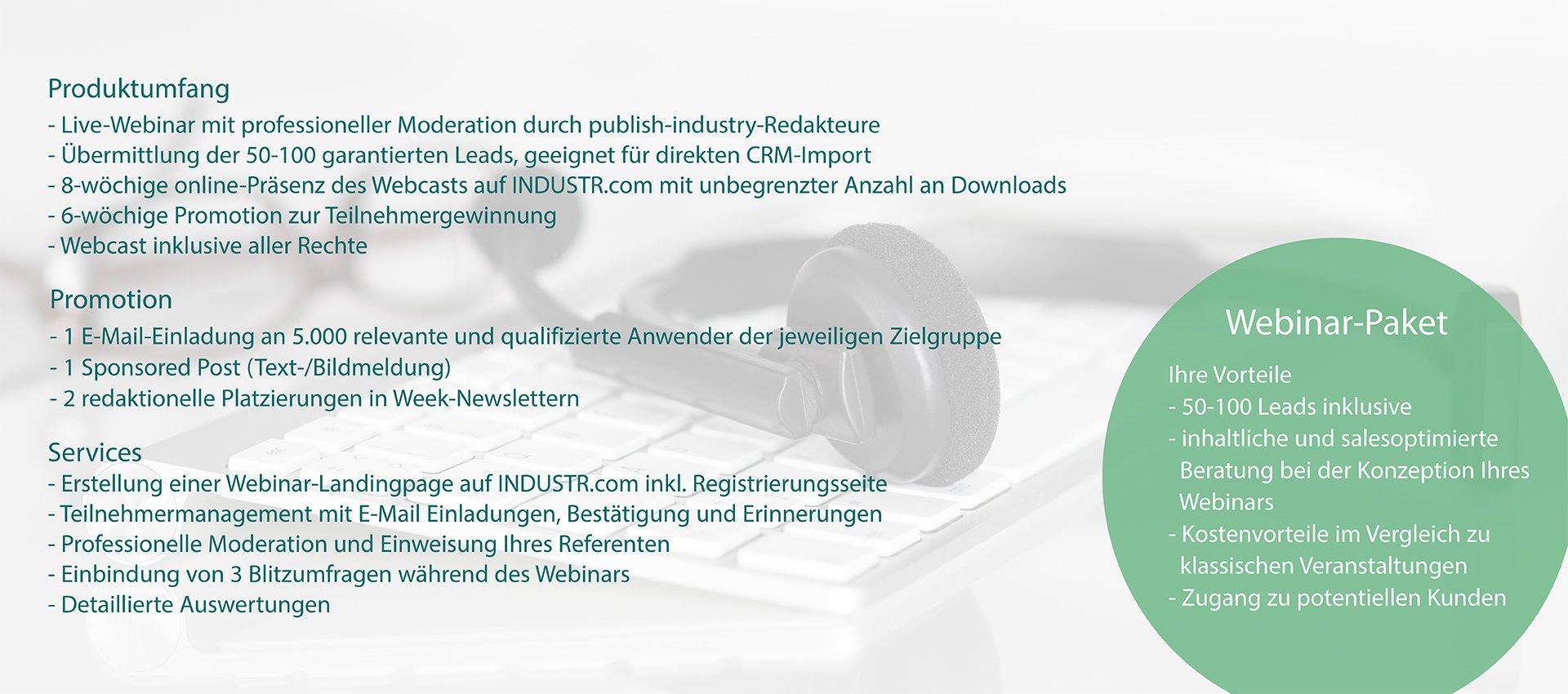 WebinarWEB - Publish Industry