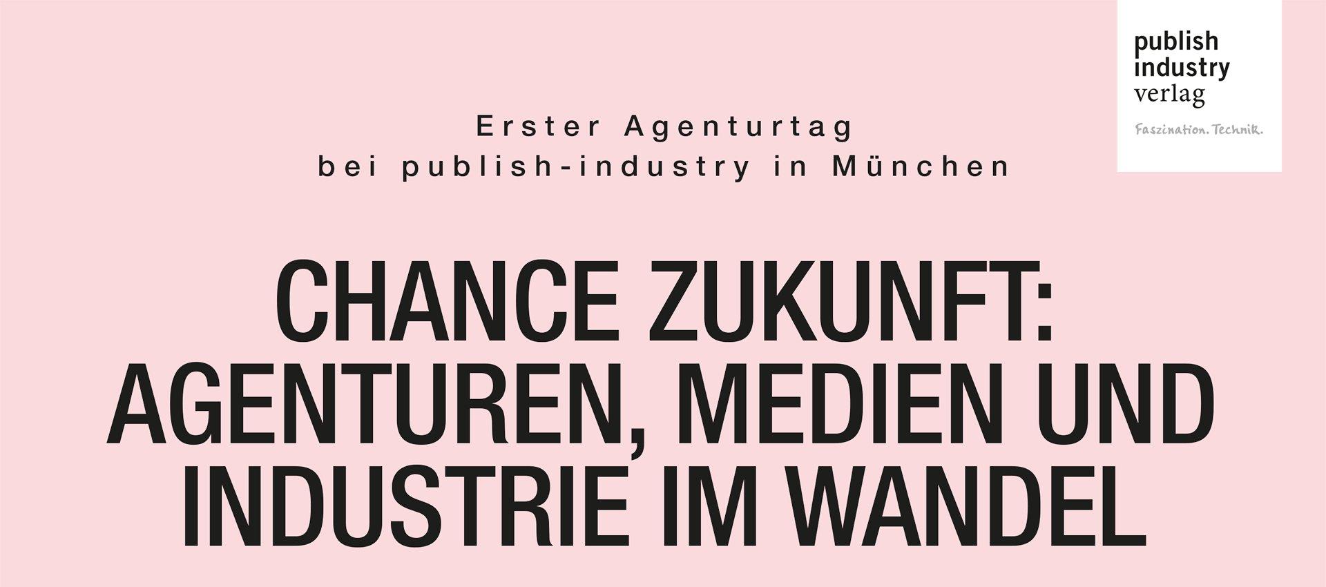 Agenturtag publish-industry