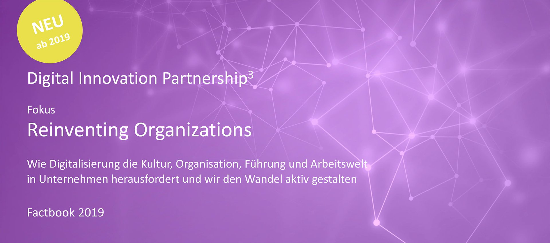DIP3 Reinventing Organizations