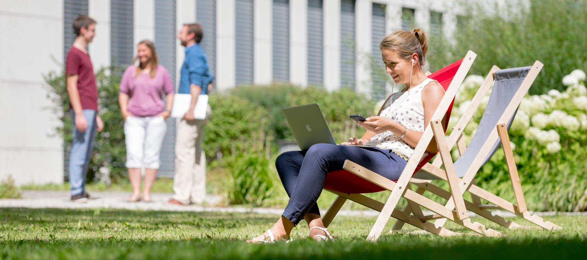 Coworking im Grünen publish-industry