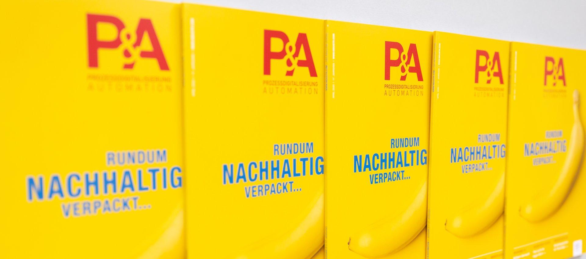 P&A Magazin