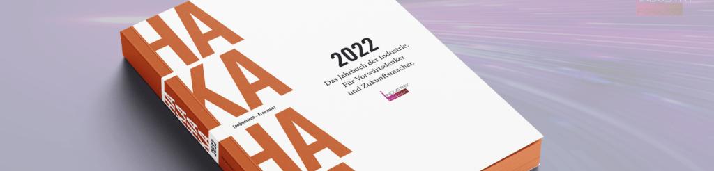 HAKAHAKA 2021 – Das Jahrbuch der Industrie