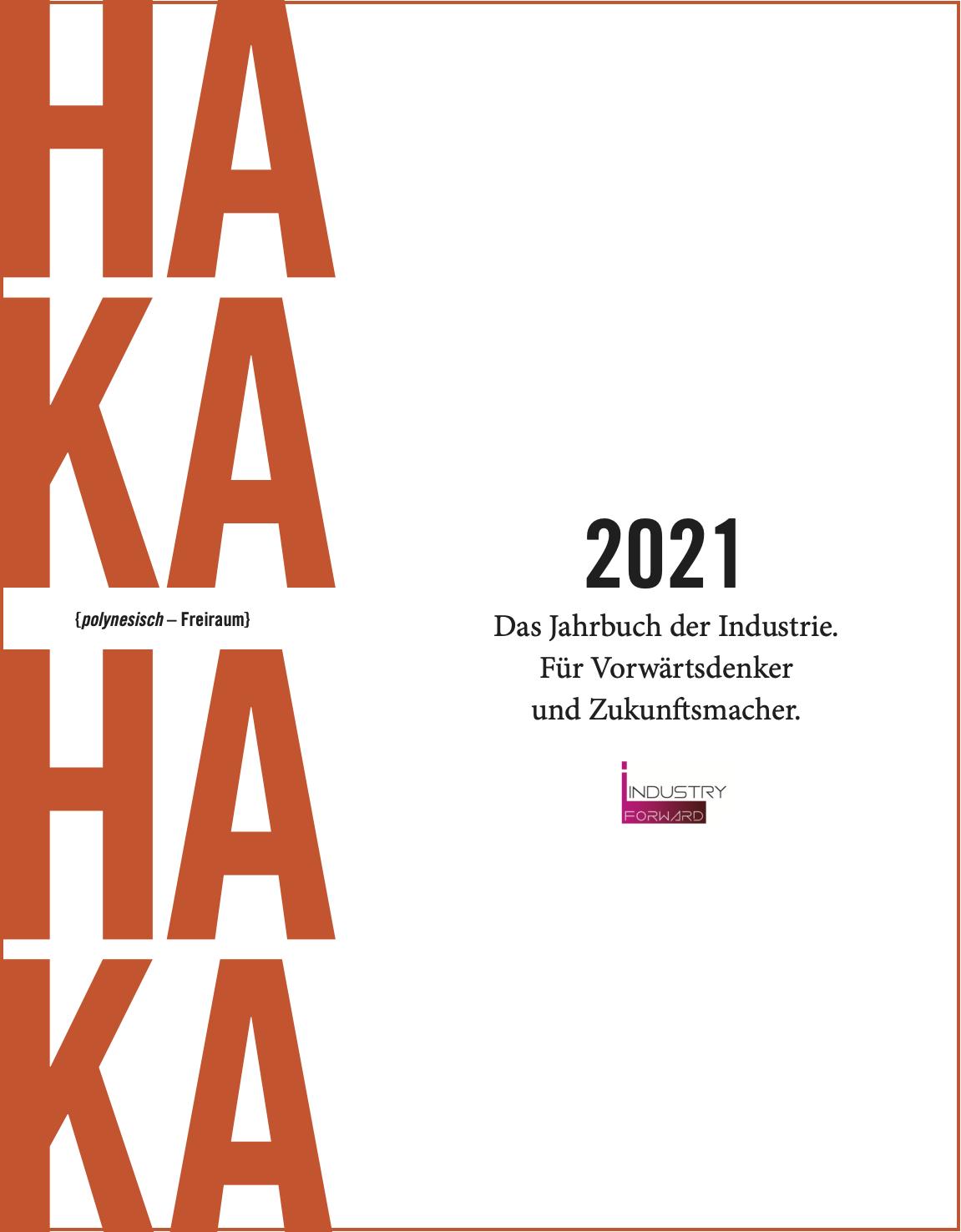 Jahrbuch Hakahaka 2021