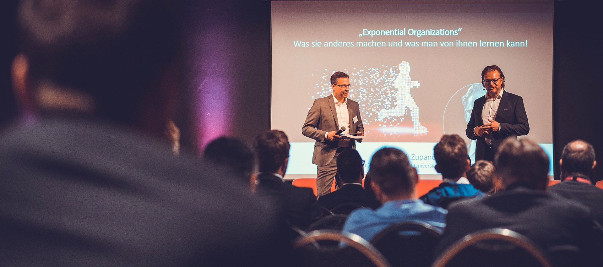 Industry.forward Summit 2019 – Vortrag