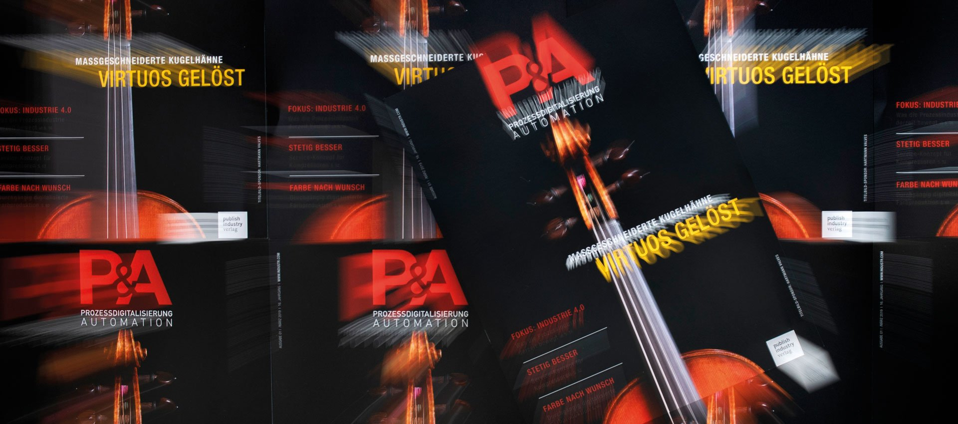 P&A – publish-industry